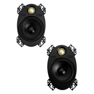 "Polk Audio® - 4"" x 6"" 2-Way MM Series 300W Plate-Mounted Speakers"