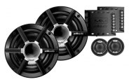 "Polk Audio® - 5.25"" 2-Way Component System 200W Max"
