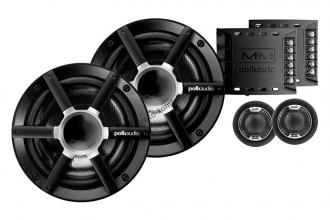 "Polk Audio® - 5-1/4"" 2-Way Component System 200W Max"