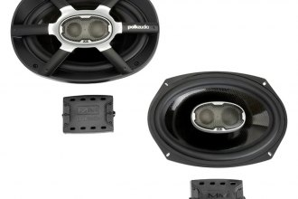 "Polk Audio® - 6"" x 9"" 3-Way MM Series 300W Speakers"