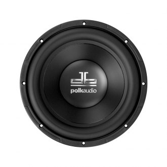 "Polk Audio® - 10"" db Series 540W 4 Ohm DVC Subwoofer"