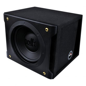 "Polk Audio® - 12"" Slot Ported 2 Ohm 720W Subwoofer Box"