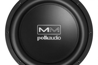 "Polk Audio® - 10"" MM Series SVC 700W Ultra Marine Subwoofer"