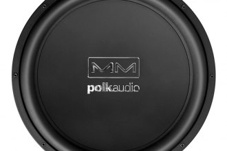 "Polk Audio® - 15"" MM Series DVC 850W Subwoofer"