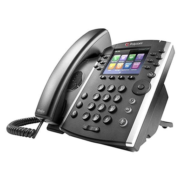 Polycom® 2200-46157-025-RF - VVX 400 12-Line PoE Business Media Phone