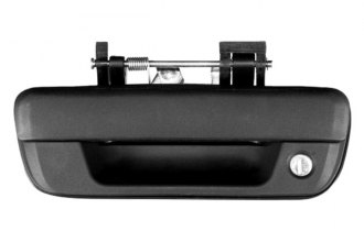 Pop & Lock® PL1700 - Black Manual Tailgate Lock