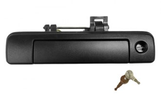 Pop & Lock® PL1850 - Black Manual Tailgate Lock