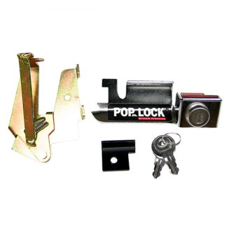 Pop & Lock® - Chrome Manual Tailgate Lock