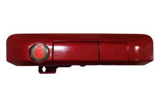 Pop & Lock® PL5401 - Barcelona Red Manual Tailgate Lock with BOLT® Codeable Lock