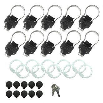 Pop & Lock® - Gate Defender™ Tailgate Lock Kit