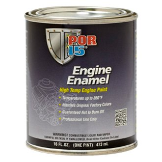 POR-15® - High Temperature Engine Enamel