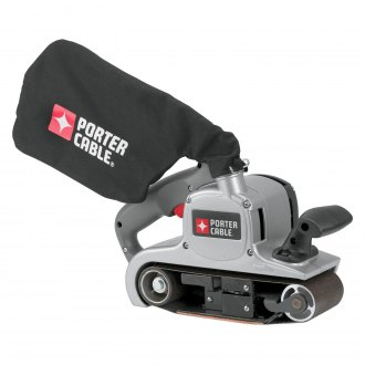 Porter Cable® - Variable-Speed Belt Sander With Dust Pick-Up