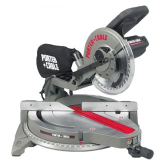"Porter Cable® - 10"" Sliding Compound Miter saw"