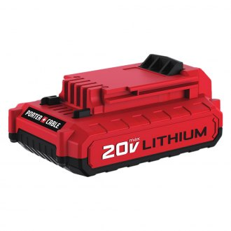 Porter Cable® - 20V Max Lithium Ion Compact Battery