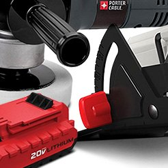 Porter Cable® - Variable Speed Polisher