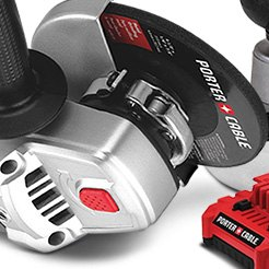Porter Cable® - Angle Grinder