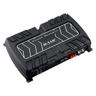 Power Acoustik® - BAMF Series Class D Mono 5000W Amplifier