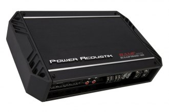 Power Acoustik® - BAMF Series Class D 4-Channel 1600W Amplifier