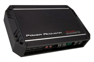 Power Acoustik® - BAMF Series Class D 4-Channel 2600W Amplifier