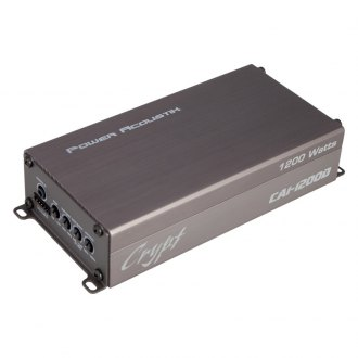Power Acoustik® - Class D 1200W Amplifier