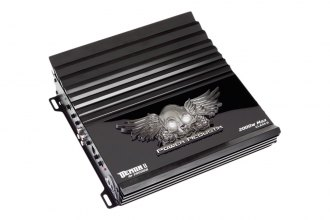 Power Acoustik® - Demon Series Class D Mono 2000W Black Amplifier