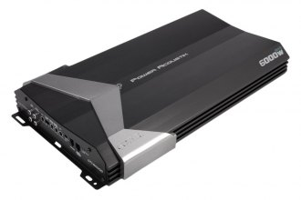 Power Acoustik® - Gothic Series Class D Mono 6000W Amplifier