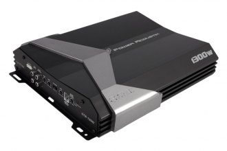 Power Acoustik® - Gothic Series Class D 2-Channel 1300W Amplifier
