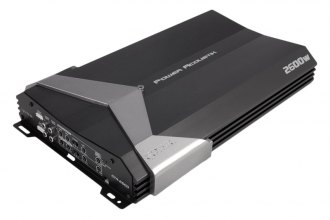 Power Acoustik® - Gothic Series Class D 4-Channel 2600W Amplifier