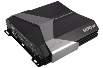 Power Acoustik® - Gothic Series Class D 4-Channel 900W Amplifier