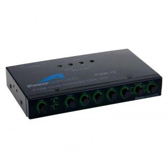 Car Audio 9 Band Parametric Graphic Equalizer 9V Line Driver