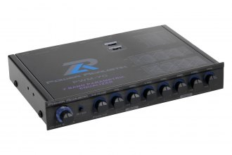 Power Acoustik® - 7-Band Half DIN Parametric Equalizer