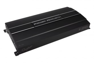 Power Acoustik® - Reaper Series Class D Mono 6000W Amplifier