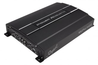 Power Acoustik® - Reaper Series Class AB 4-Channel 1400W Amplifier