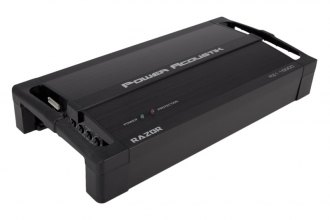 Power Acoustik® - Razor Series Class D Mono 1500W Amplifier