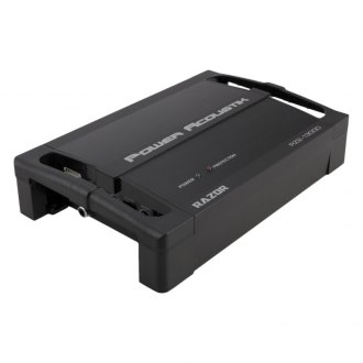 Power Acoustik® - Razor Series Class D 2-Channel 1300W Amplifier