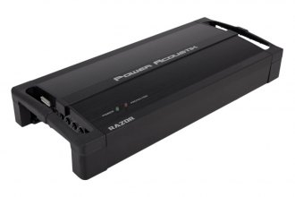 Power Acoustik® - Razor Series Class D 5-Channel 2500W Amplifier