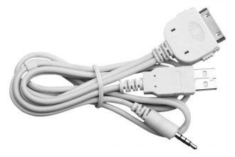 Power Acoustik® - Full Control iPod Integration Cable