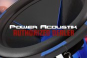 Power Acoustik Authorized Dealer