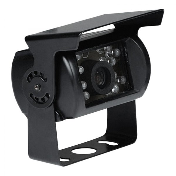Power Acoustik® - Waterproof Surface Mount Rearview Camera