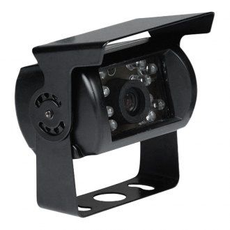 Power Acoustik® - Waterproof Surface Mount Rear View Camera