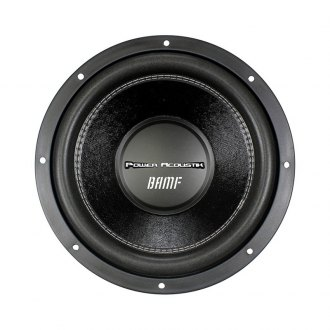 "Power Acoustik® - 10"" BAMF Series 3200W 2-ohm DVC Subwoofer"
