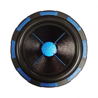 "Power Acoustik® - 10"" MOFO Series 2400W 2-ohm DVC Subwoofer"