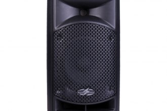 Power Acoustik® - Portable PA System with Removable 8CH Mixer and Mic