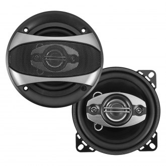 Power Acoustik® - Crypt Series 4 3-Way Coaxial 160W Speaker