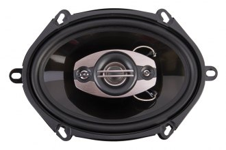 "Power Acoustik® - Crypt Series 5"" x 7"" 3-Way Coaxial 240W Speaker"