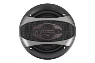 Power Acoustik® - Crypt Series 6.5 3-Way Coaxial 220W Speaker