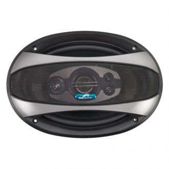 Power Acoustik® - Crypt Series 6 x 9 4-Way Coaxial 380W Speaker