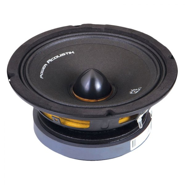 "Power Acoustik® - Midbass Series 6.5"" Mid-Range 4 Ohm 300W Speaker"