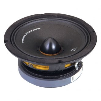 Power Acoustik® - Midbass Series 6.5 Mid-Range 4 Ohm 300W Speaker