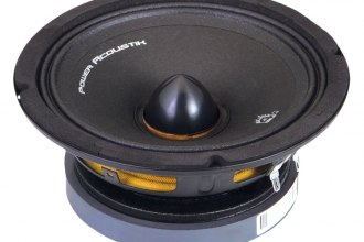 "Power Acoustik® - 8"" Midbass Series 4 Ohm 350W Speaker"